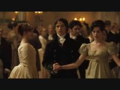 This one is for my daughter. . . Our Favorite scene from Becoming Jane. We have watched this scene sooo many times. . haha! The Rivera girls. . aka. . nerds who love Jane.- From Becoming Jane  with Anne Hathaway and James McEvoy