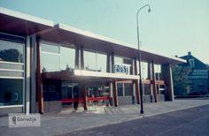 Gorredijk - Schansburg Postkantoor 1965