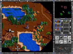 The 3DO Company released Heroes of Might and Magic II in the year 1996; it's an old fantasy strategy game, part of the Heroes of Might and Magic series.
