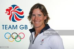 A portrait of Katherine Grainger a member of the Great Britain Olympic team during the Team GB Kitting Out ahead of Rio 2016 Olympic Games on…