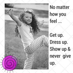 Setting a motivated, strong example to our young Girls, teaches them resilience and self confidence #girlmpower >>> Please Pin Now and Be Inspired Later <<<