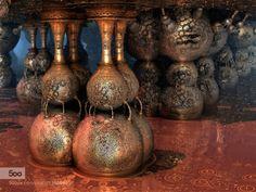 Bijou Oriental: Amazing Digital Artwork by Emmanuel Cateau » Ciel Bleu Media