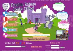 Knights Enham Junior School, part of the Discovery Federation in Hampshire High Contrast, New Age, Hampshire, Knights, Schools, Discovery, Messages, Website, News