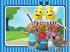 Bananas in Pyjamas - ABC4Kids