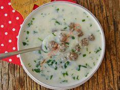 Cennet Çorbası Tarifi, Nasıl Yapılır? (Resimli)   Yemek Tarifleri Turkish Delight, Arabic Food, Turkish Recipes, Recipies, Food And Drink, Menu, Soup, Cooking Recipes, Pasta