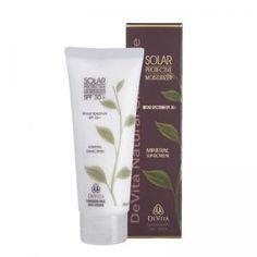 EWG rating for DeVita Natural Skin Care Solar Protective Moisturizer, SPF 30+ | EWG's 2015 Guide to Sunscreens