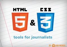10 Web Design Tools For Journalists: CSS3, Responsive Design And Rapid Prototyping - 10,000 Words