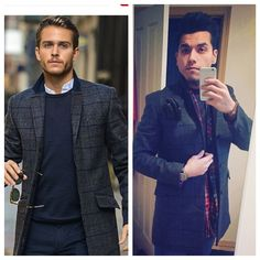 This pretty cool me and I am Galla rocking the same coat