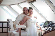 My wedding photo is on Pinterest