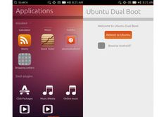 Ubuntu phone- I'm converting my current phone when I get a new one.
