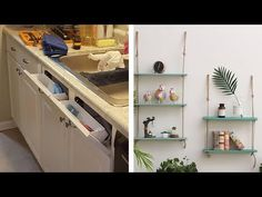 36 Simple Home Storage Organizing Ideas - YouTube