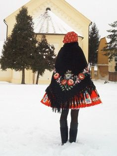 Traditional costume, Czechia