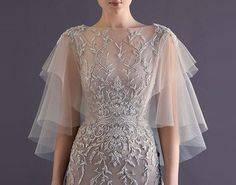Bridal jacket, Bridal cover,Double layer tulle off white ivory lace  poncho cape bridal wedding dress wraps accessories