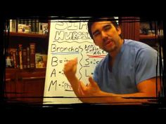 Nursing Students Respiratory Drugs 1 trick to Learning 100%