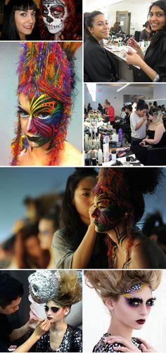 Incredible makeup artistry, Vancouver