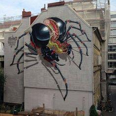 15 chefs-d'oeuvre de street art difficiles à distinguer de la réalité