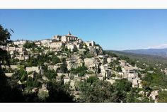 """It is easy to see why Gordes, near Avignon, has officially been designated one of """"the most beautiful villages of France"""" by Les Plus Beaux ..."""