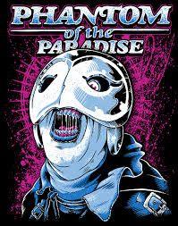 Phantom Of The Paradise - Girl Tank – ROTTEN COTTON GRAPHICS