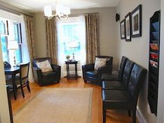 Sew Many Ways...: Another Waiting Room Before and After...