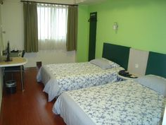Motel 168 Shanghai Hongkou Football Stadium Siping Road Branch Shanghai, China