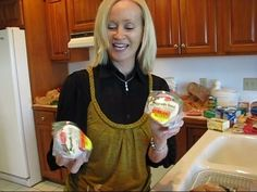 Betty's Grocery Haul for bettyskitchen Cooking Channel