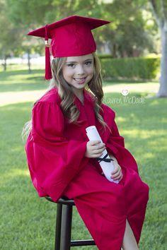Preschool Graduation Session
