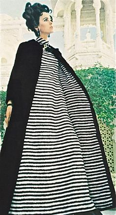Stripes (Australian Vogue 1968)