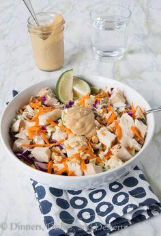 Thai Chicken Salad -