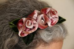 Hey, I found this really awesome Etsy listing at https://www.etsy.com/listing/213362252/pink-velvet-fascinator-headband-silk