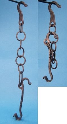 Chain and Hook Trammel