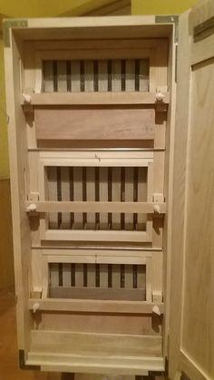 Beekeeping Equipment National Slovenian AZ Beehive 30 Frames 3 Story | eBay