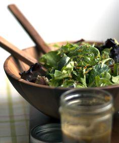 Almost Skinny Vegan Food: Orange Poppyseed Dressing
