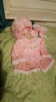 Lacey baby set