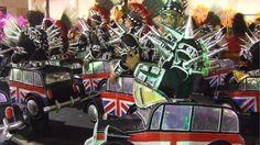 União da Ilha tribute to London