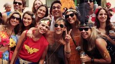 What happens in Rio's street parties during Carnaval? Watch as our nomads weave their way through the spirited streets and discover how to celebrate the Brazilian way!
