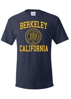 Berkeley California Seal T-Shirt