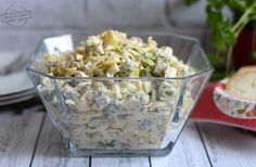Sałatka śledziowa – Smaki na talerzu Polish Recipes, Potato Salad, Potatoes, Cooking, Ethnic Recipes, Food, Amazing, Diy, Polish