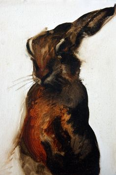 Original painting by Simon Kaci | www.simonkaci.com | Artwork details - Nyul a mesebol | Oil on Canvas | 30 x 40 cm | 2015