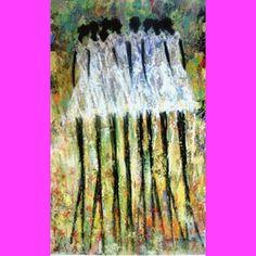 Deborah Shedrick | Overdue Recognition Art Gallery | African American Art Gallery | Washington, DC Metro Art Gallery