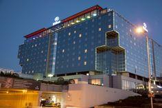 Hotel Hilton Prag in der Tschechischen Republik