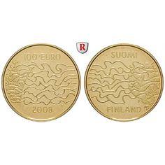 Goldmünze 100 Euro Deutschland Lübeck F 100 Euro Münzen In Gold