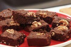 Brownie triple chocolate