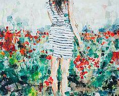 Mgr.art Miroslava Kaľavská - Miroslava_Kala / SAShE.sk The Originals, Painting, Art, Art Background, Painting Art, Kunst, Paintings, Performing Arts, Painted Canvas