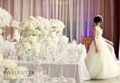 True Love, True Luxury: Echo & Joel | WedLuxe Magazine