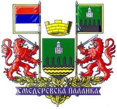 Smederevska Palanka Municipality (No. 127), Serbia (Area 422 Km²) Podunavlje District #SmederevskaPalanka #Podunavlje #Serbia (L11337)