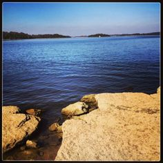 Percy Priest Lake in Tennessee