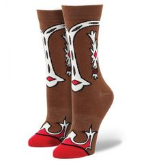 Because that Chanel 2014 Pre-Fall collection she covets needs socks to go right along with it. And at $15 these Stance socks are amazingly made and amazingly on trend to boot.  Stance | Cowgirl Brown socks | Buy at the Official website Main Website.