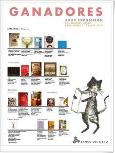 """""""Los mejores libros para niños y jóvenes 2015"""""""