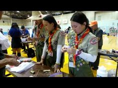 2015 Would Scout Jamboree in Japan 불새지역대 활동영상