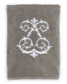 Exclusively Ours - Heritage Crest Bath Towel, Main View
